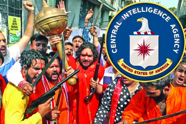 America's CIA calls VHP, Bajrang Dal as 'Militant Groups' in World ...