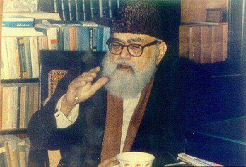 Maududi's corrupt ideology in the name of Islam