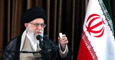 ANALYSIS: What is Khamenei's intention by claims of building an ocean-rolling ship?