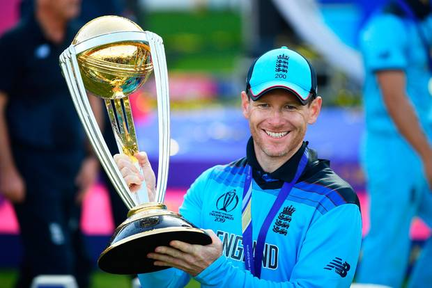 "We had Allah with us"", says Eoin Morgan after winning World Cup 2019"