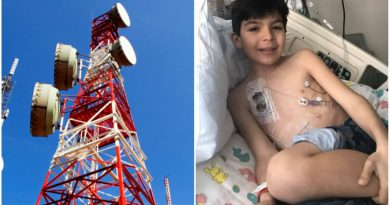 Cancer detected among School children, Parents blame Cellphone Tower
