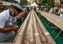 6.5km long cake weighing 27,000kg: Indian Bakers attempt Guinness World Record