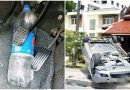 Water bottles in the car could lead to deadly accidents