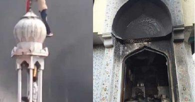 FAITH: Vandalizing the Delhi-mosque is vandalizing the humanity