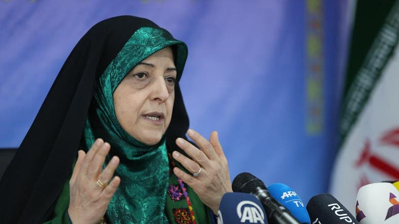Iran's vice president for women affairs infected with Coronavirus