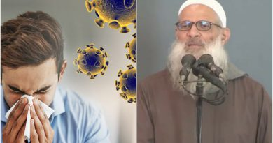 The Coronavirus: An Islamic Perspective by Muslim Scholar Dr. Saeed Raslan