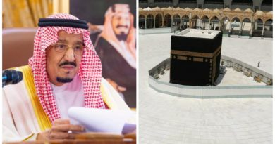 OPINION: Mosques closed and Curfew—Saudi Arabia does what second Caliph of Islam did to contain the pandemic