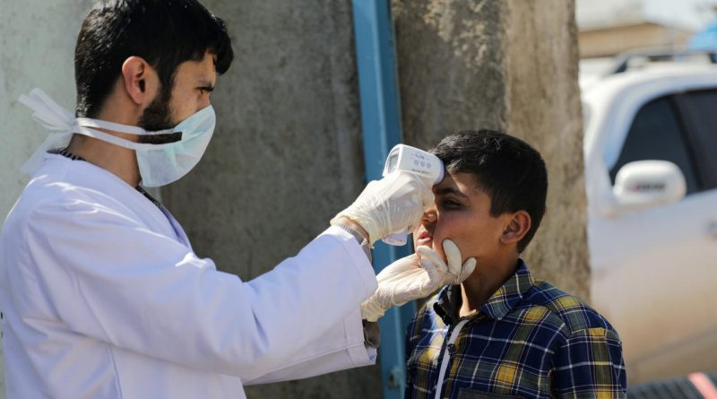 Syria reports first coronavirus death as fear grow of major outbreak