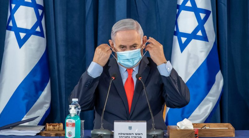 Worker in Netanyahu's office diagnosed with COVID-19