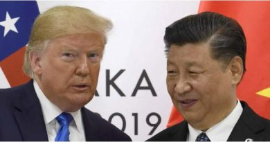 China warns U.S. it will retaliate on moves over Hong Kong