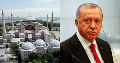 OPINION: Hagia Sophia and Erdogan's stupidity