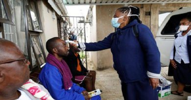 Africa's cases of COVID-19 top 1 million: Reuters tally