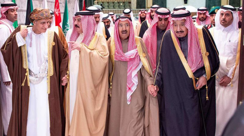 GCC unites to seek U.N. extension of Iran arms embargo