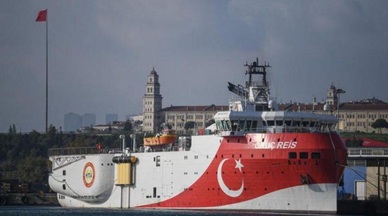 Greece calls Turkey's seismic survey in Mediterranean illegal