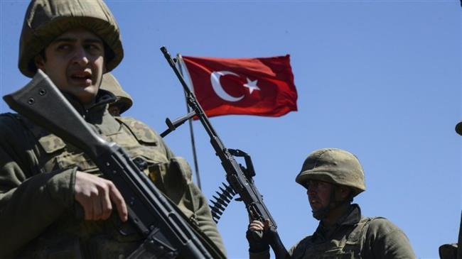 Turkish strike kills Iraqi border guards, Iraqi military says