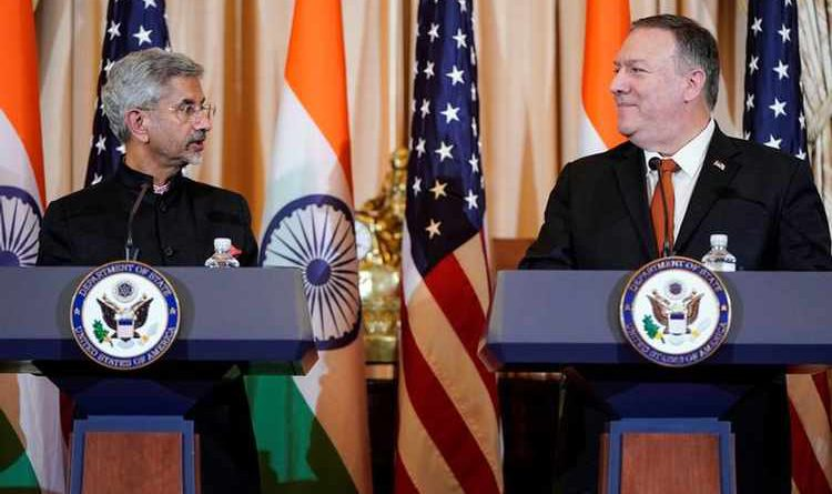India, U.S. clinch defence pact on satellite data as Pompeo, Esper hold talks