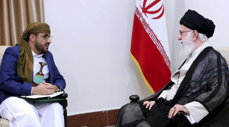 Yemen's Houthis want to strengthen Iran ties, minister tells Tehran's new ambassador