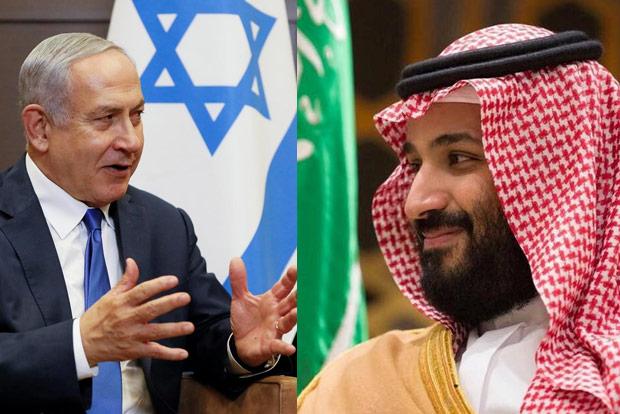 RUMORS: Saudi FM rejects claims that Israeli PM Netanyahu and Saudi Prince MBS met in NEOM