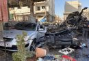 Two blasts kill seven in Syrian rebel-held northwest near Turkish border