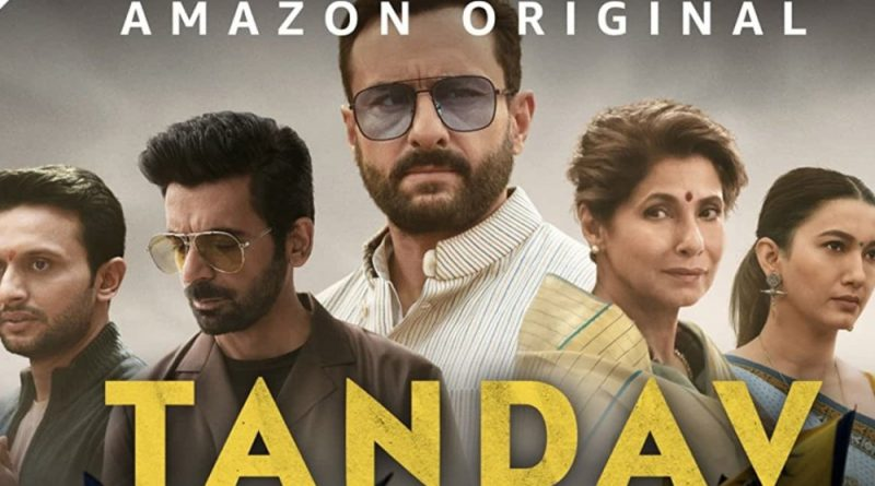 Amazon faces backlash from Indian ruling party lawmakers over web series 'Tandav'