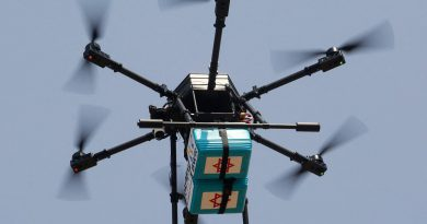 Israeli town abuzz with delivery drones in coordinated airspace test by authorities