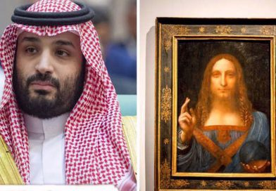 ANALYSIS: Latest twist in 'Salvator Mundi' painting case again aims to target Saudi