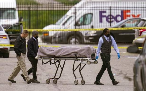 Four members of Sikh community among dead in Indianapolis FedEx shooting -group