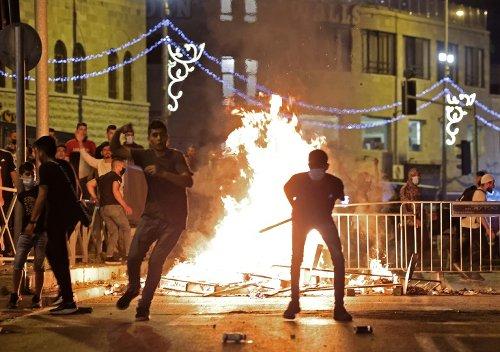 Jordan warns Israel against 'barbaric' attacks on mosque -statement