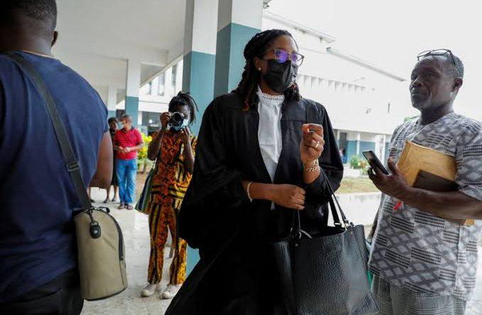 Ghana court grants bail to 21 LGBT+ activists