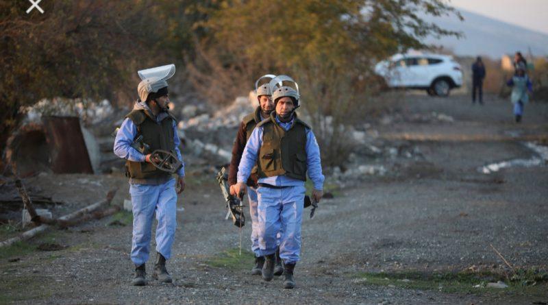 Azerbaijan swaps 15 Armenian prisoners for map showing landmines