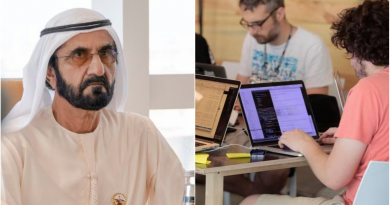 Dubai's ruler launches with big tech companies a national programme for coders