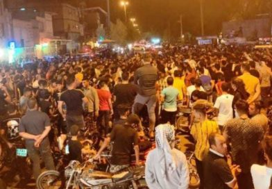 IRAN: The uprising of the people of Khuzestan due to water shortages