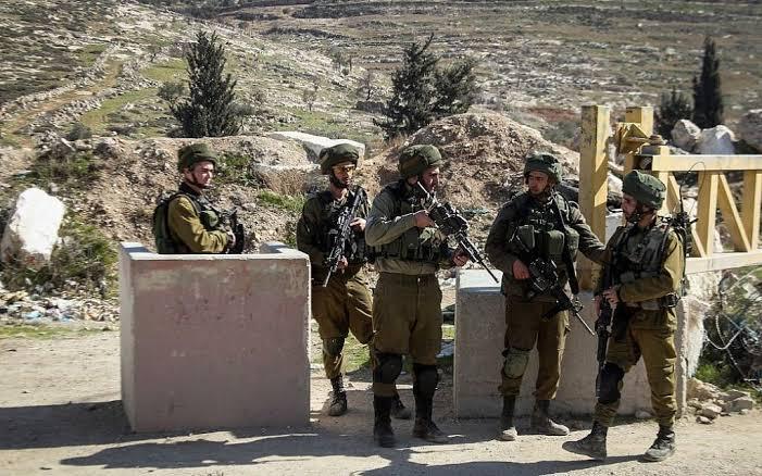 Israeli troops kill Palestinian teen in West Bank clash -Palestinian officials