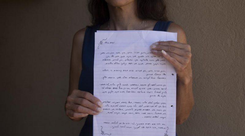 A birthday gift: Israeli woman donates kidney to Gaza boy