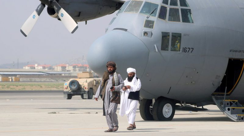 Afghan withdrawal raises questions about United States, Gulf Arab official says