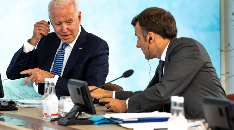 France says Biden acted like Trump to sink Australia defence deal