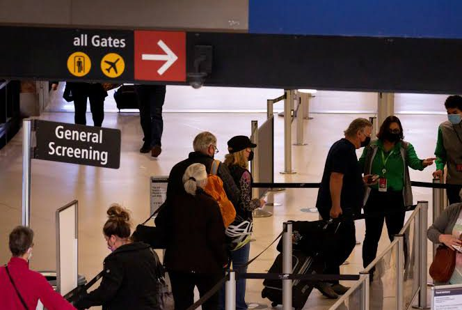U.S. to lift curbs from Nov. 8 for vaccinated foreign travelers – White House