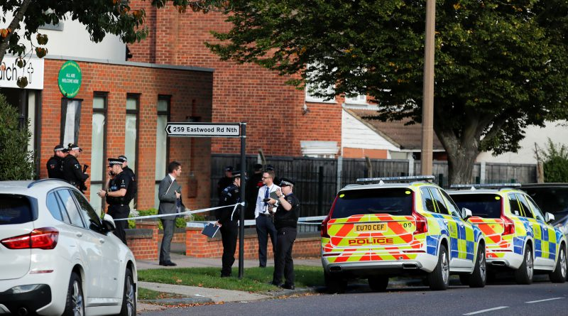 British lawmaker stabbed to death as he met voters in church