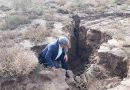 Land subsidence is a serious threat to large areas of Iran