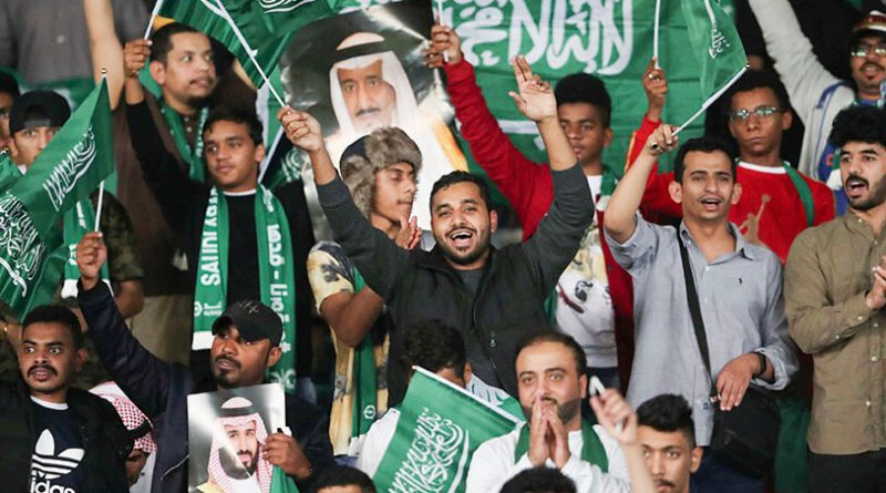 Saudi Arabia to allow sports fans to attend full-capacity events