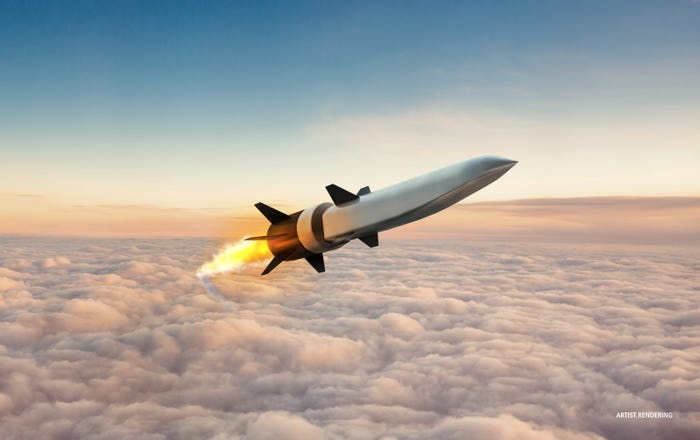 U.S. concerned by possible Chinese, Russian uses of hypersonic weapons