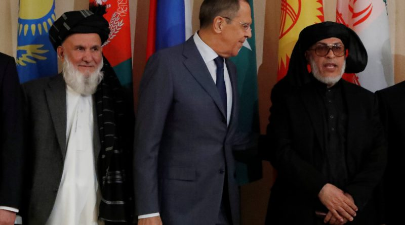 Russia to withhold official recognition of Taliban for now, wants action on pledges
