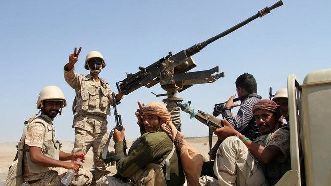 Arab coalition says 48 Yemen Houthis killed near Marib