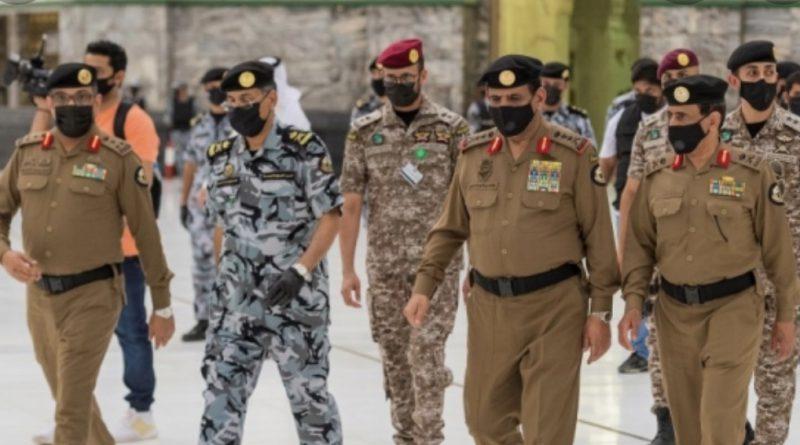 Saudi Arabia's Mecca Police foil attempt to distribute 53,792 kgs hashish