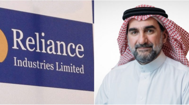 India's Reliance gets shareholders' nod to add Aramco chairman as director